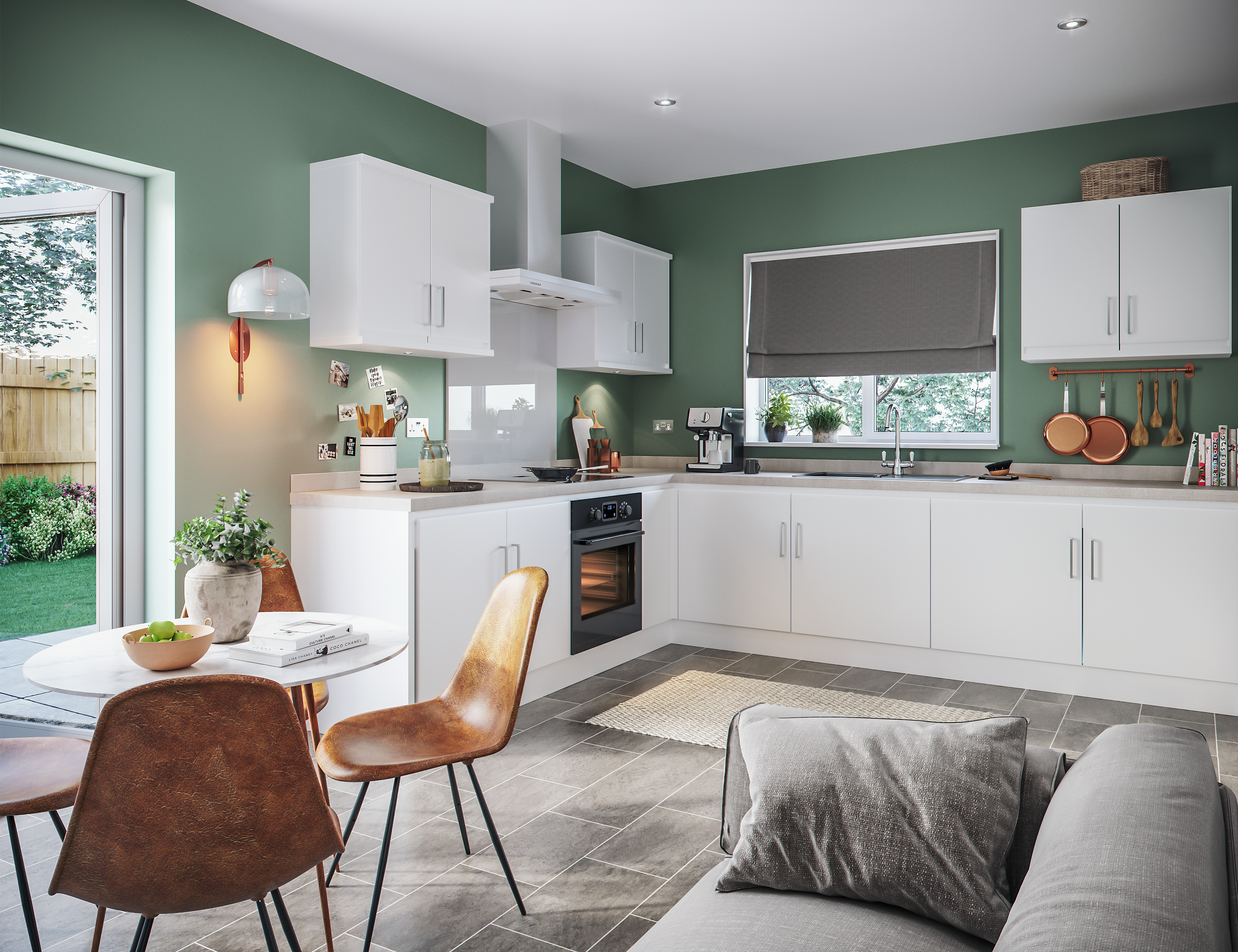 Hive  - Stainton Drive Interiors_Kitchen-diner